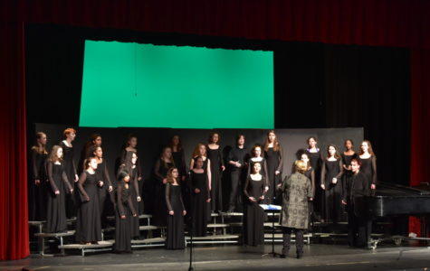 McLean Chorus performs joint concert with Longfellow