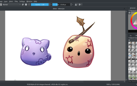 Five free drawing programs to try