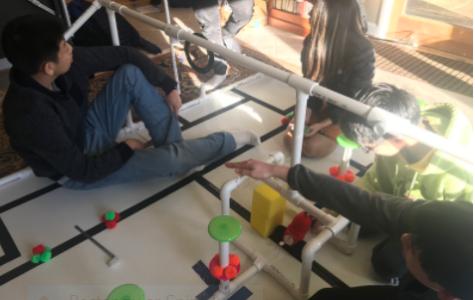 Robotics prepares for regionals