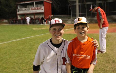 McLean baseball takes on the Herndon Hornets