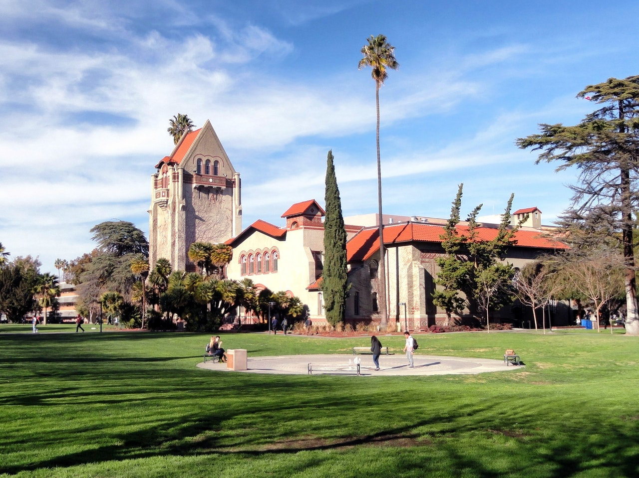 San Jose State University, photo courtesy of Pixabay Creative Commons