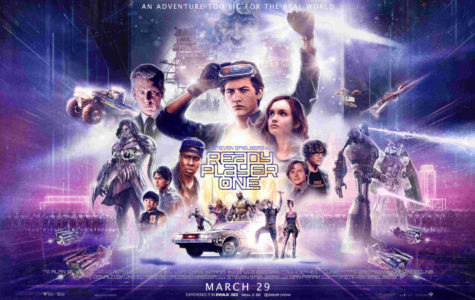 Be ready to see Ready Player One