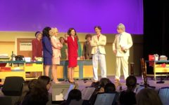 9 to 5 the Musical theater production comes to a close