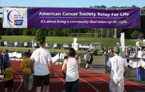 No life in Relay For Life this year
