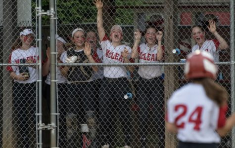Varsity softball swings over to the state championship