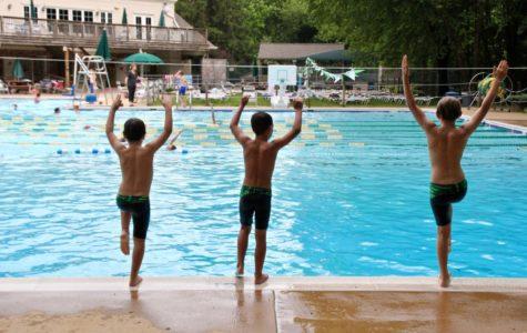 Coaching Summer Dive