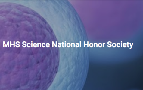 The Science National Honor Society is all the matter