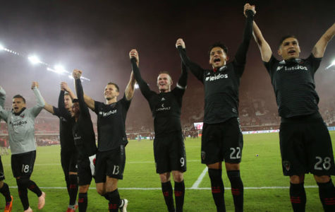 Rooney helps D.C. United attain a playoff berth