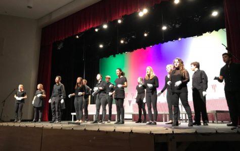 Choir concert was a singing success