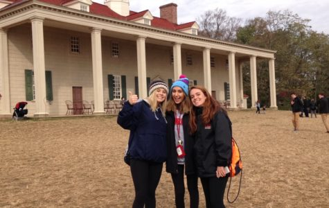 Students visit Mount Vernon