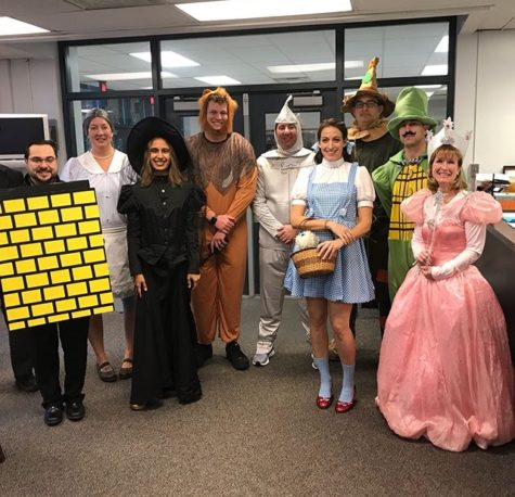 Highlanders celebrate Halloween in style