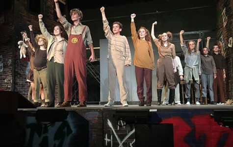 Urinetown made audiences wet themselves