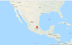 Large immigrant caravan heads towards southern U.S. border