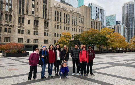 McLean journalists travel to Chicago for journalism convention