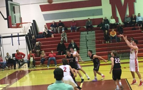 Boys Basketball falls to Madison