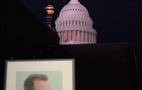 George H.W Bush remembrance