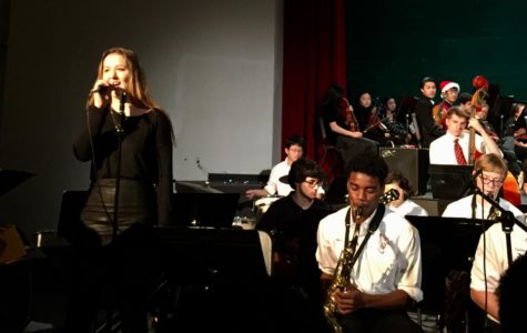 McLean music department spreads holiday cheer with winter concert