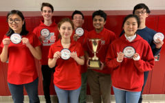 Quiz Bowl team aces regionals