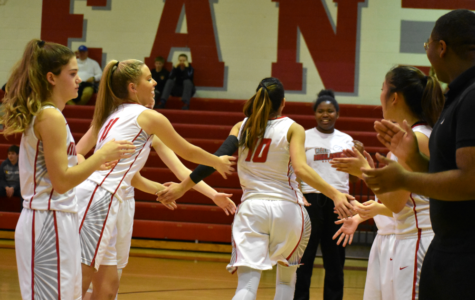 McLean varsity girls basketball v. Langley photo gallery, 1-11-19