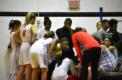 Girls basketball dominates Langley