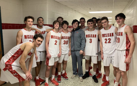 McLean/South Lakes varsity basketball recap