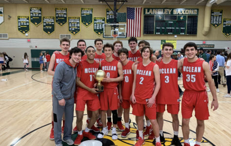 McLean/Langley varsity basketball recap