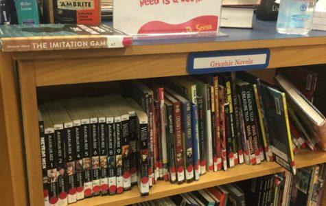 Book drive assists neighboring schools