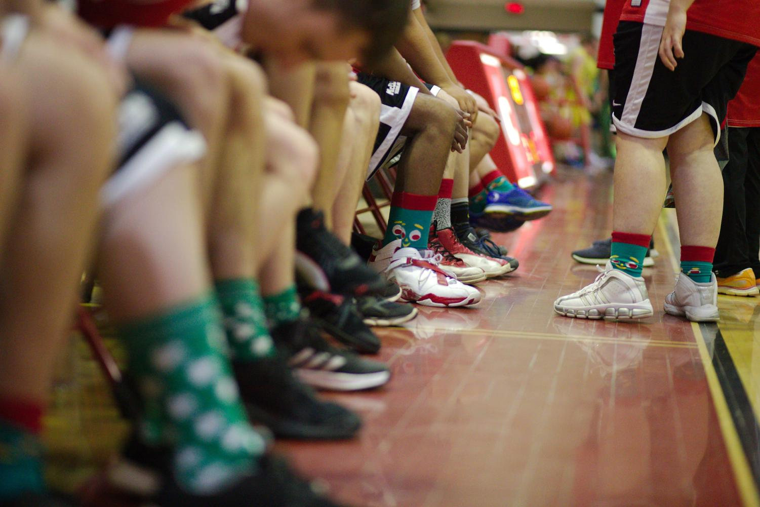 The Special Olympics Basketball team is going to knock your socks off on March 23 at 7pm.