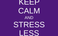 Students stress less