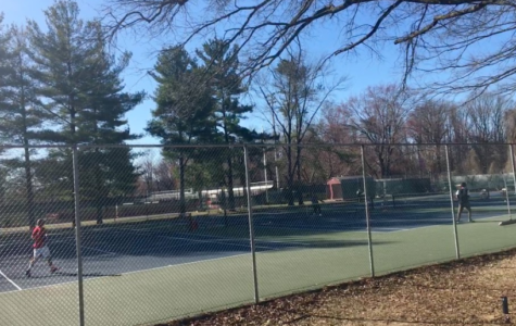 McLean Boys Tennis continues dominant run against Washington Lee