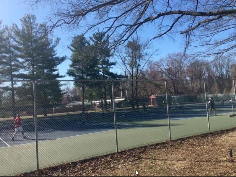 McLean+Boys+Tennis+versus+Washington+Lee+High+School