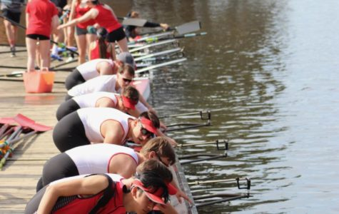 McLean oars face fierce competition