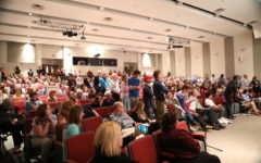 Enraged parents oppose rehab center next to McLean High