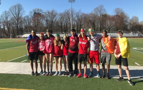 Track and Field Senior Night was a running success