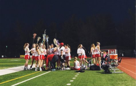 Girls lacrosse looks forward to districts