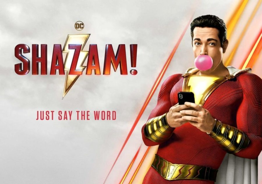 Shazam! (Image obtained from Warner Bros.)