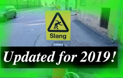 Highlander Slang Dictionary: Spring 2019