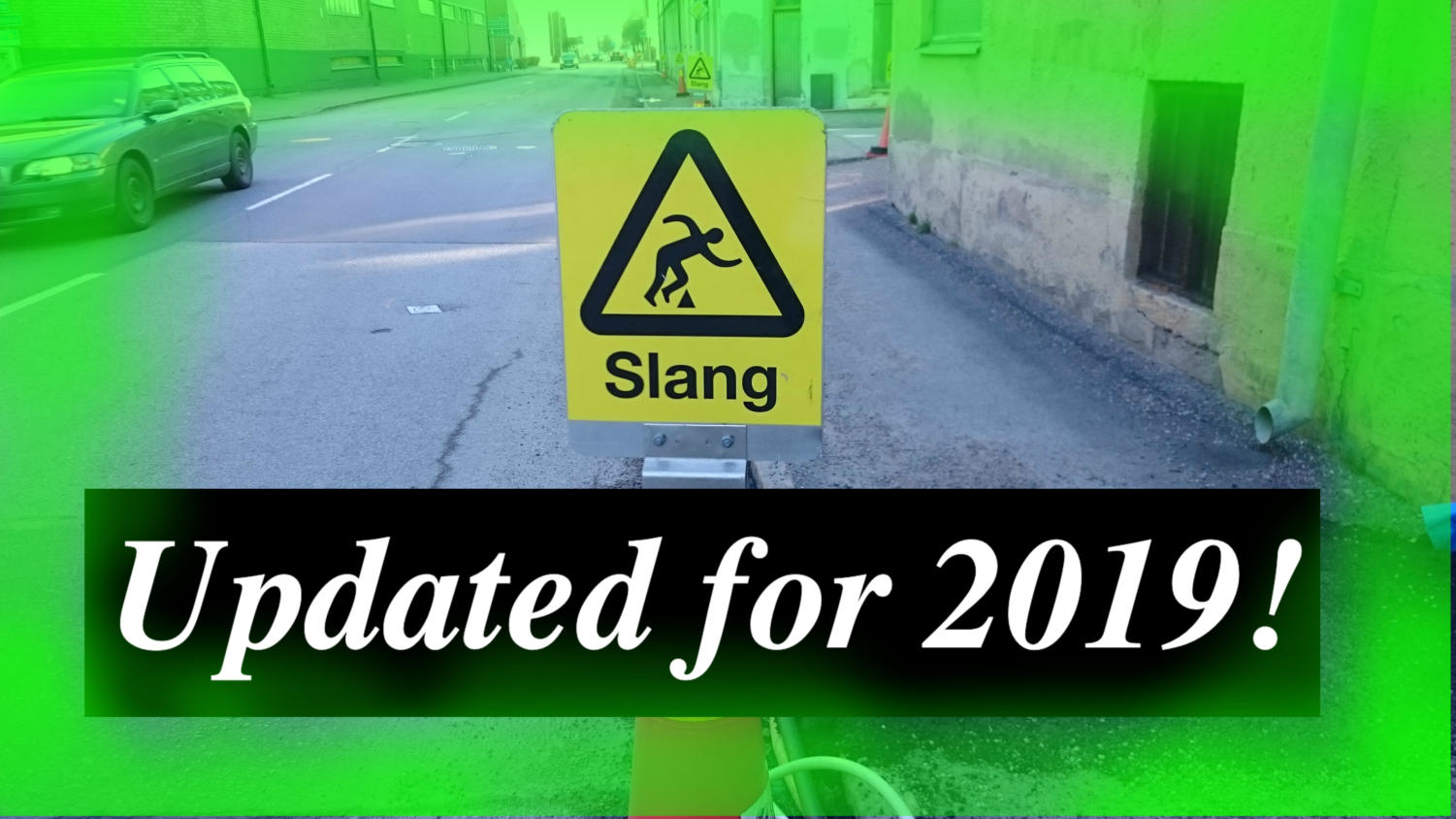 This is fifth annual slang dictionary published by The Highlander. The first was written by Liam Zeya and the second by his younger brother, Conor.