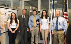 Reaching for the stars: senior interns at the National Aeronautics and Space Administration