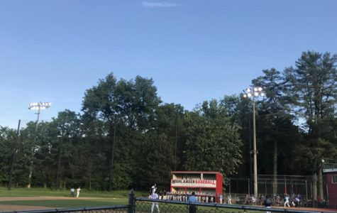 Highlander baseball strikes out in quarterfinals