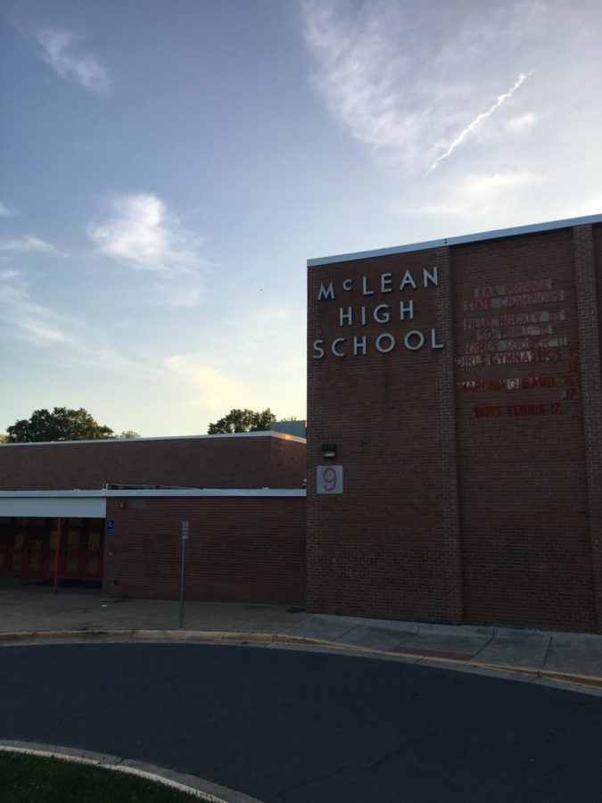 McLean High School is wrapping up with school ending on June 13. The seniors graduated on June 3.