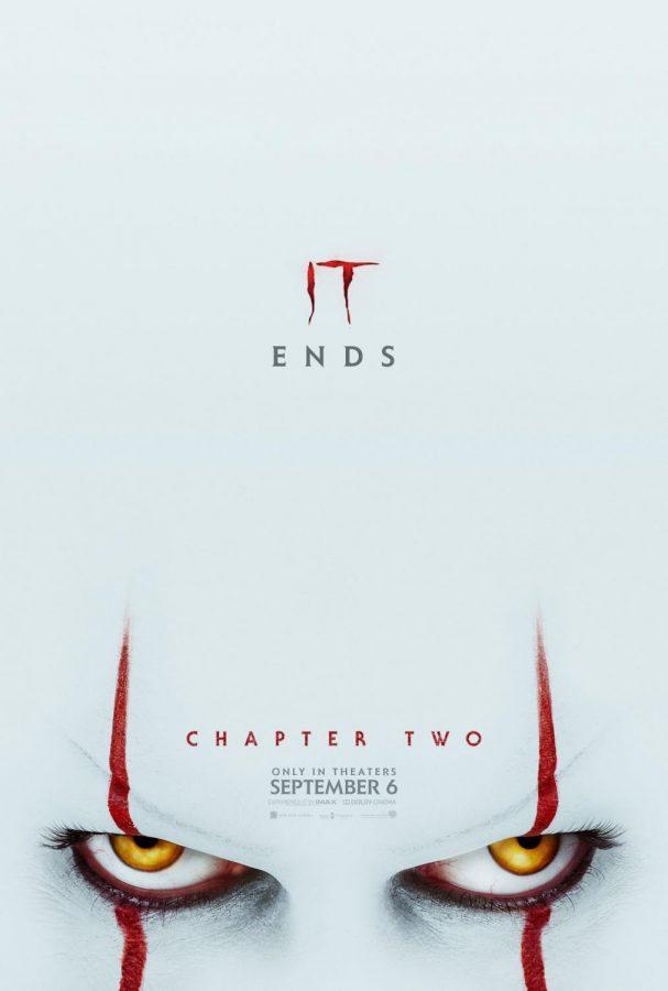 IT+Chapter+Two+theatrical+release+poster+by+Warner+Bros.+Pictures