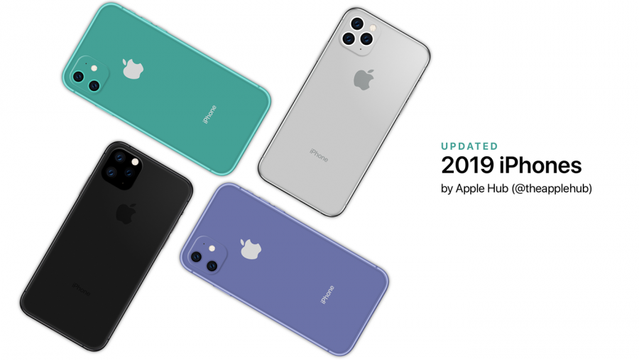 The iPhone 11 and iPhone 11 Pro will include the new dual and triple camera. The iPhone 11 was released on Sept. 10 followed by the iPhone 11 Pro on Sept. 20. (Photo obtained via Creative Commons).