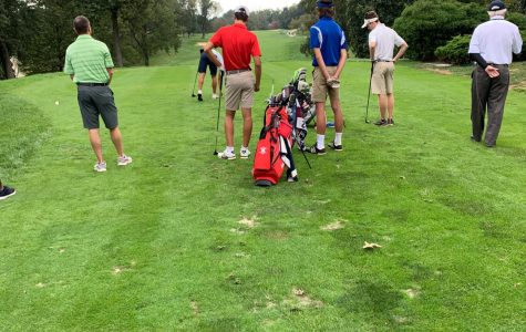 McLean varsity golf misses out on states