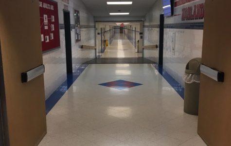 Loud noise sends classroom into lockdown