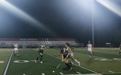 Field hockey puts forth their best foot