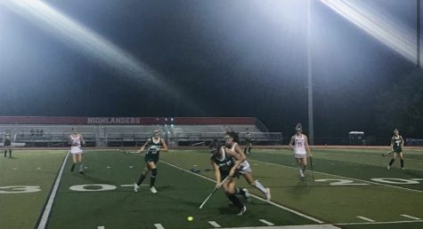 Girls lacrosse gives their all at districts