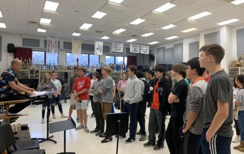 McLean jazz band reveals audition results