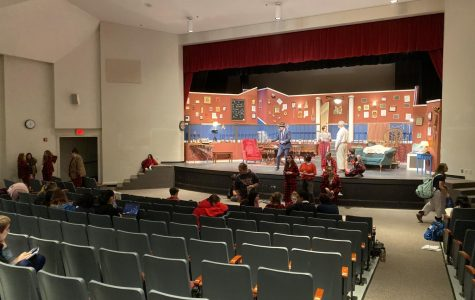 Play production builds up