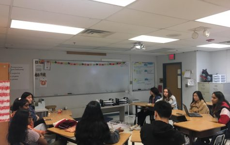 New International Amnesty club comes to McLean